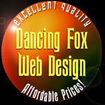 Dancing Fox Web Design