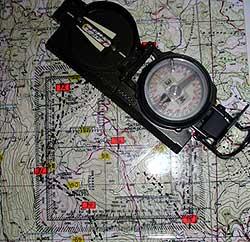 CompassesandMapProtractorsatsurvivaloutdoorskillscom - Us army guide to map reading and navigation