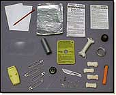 Survival Kit Components